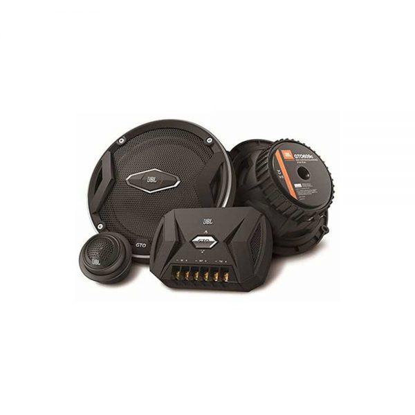 کامپوننت جی بی ال مدل GTO609C دارای سایزی 6.5 اینچ بوده و حداکثر توان 270 وات و توان اسمی 90 وات دارد و رنچ فرکانسی 67 - 21000 هرتز را