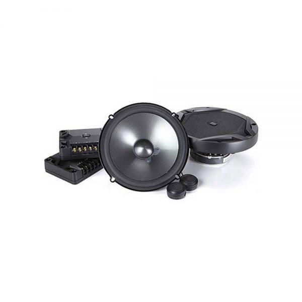 کامپوننت خوش صدای GX600C جی بی ال که شامل دو عدد ووفر 6.5 اینچی و دو عدد کراس اور و 2 تیوتر می باشد. جنس ووفر از پلی پروپیلن بوده که