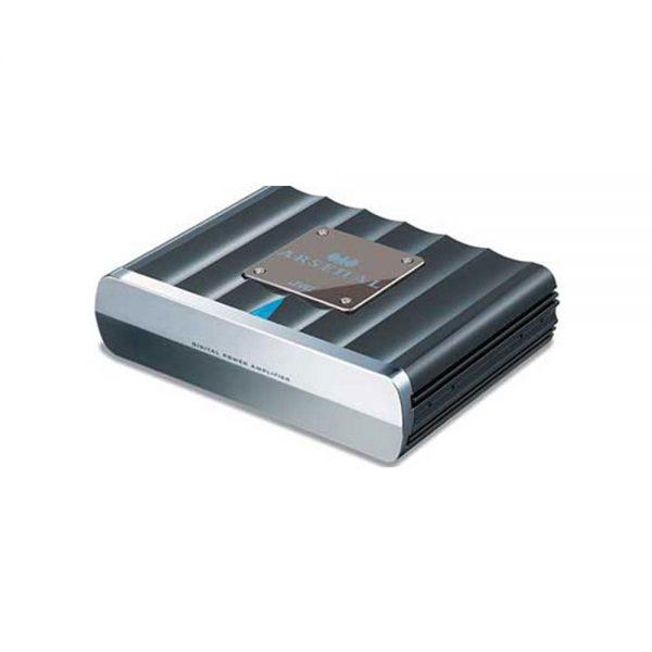 معرفی آمپلی فایر دوکانال جی وی سی مدل KS-AR8002D