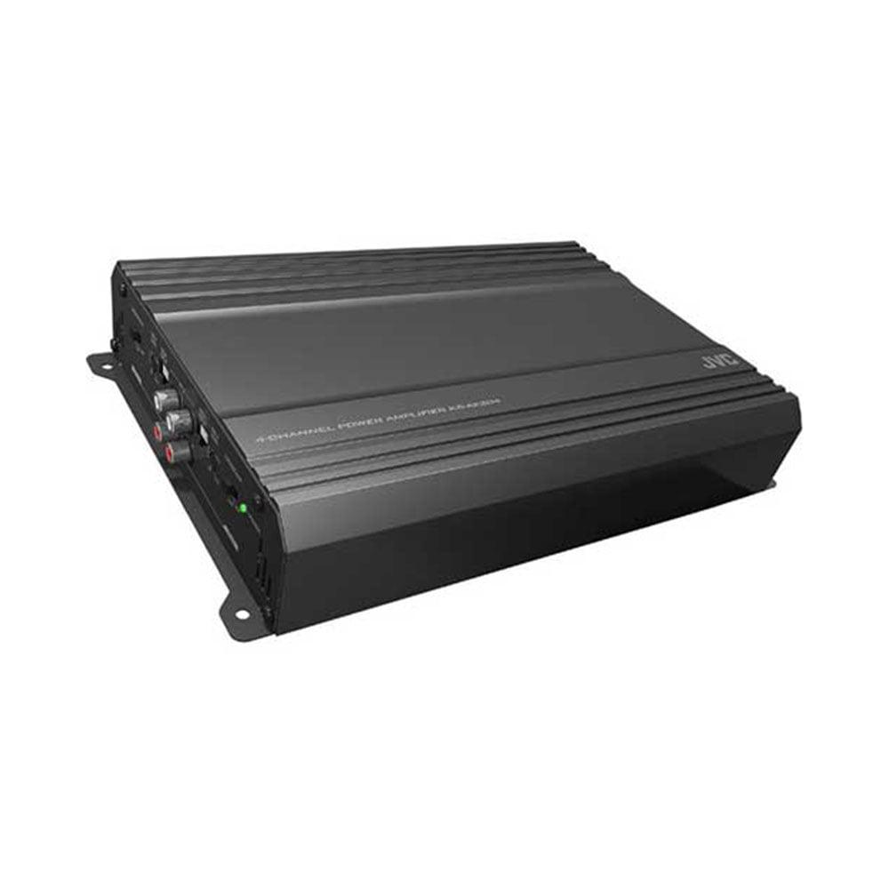 معرفی آمپلی فایر چهار کانال جی وی سی مدل KS-AX204