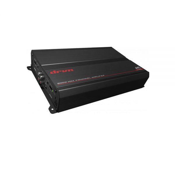 معرفی آمپلی فایر چهار کانال جی وی سی مدل KS-DR3004