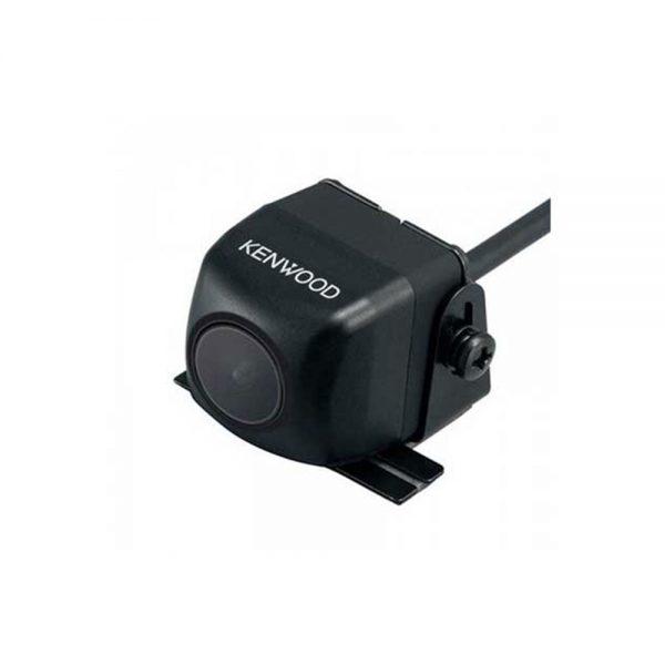 دوربین عقب کنوود مدل CMOS-130 بدنه فلزی مقاوم در مقابل آب و گرد و خاک داشته و حالت انعطاف پذیر دارد، کیفیت ساخت بالایی دارد و قابلیت حذف