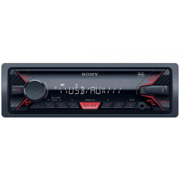 پخش صوتی بدون سی دی خوان سونی مدل DSX-A110U