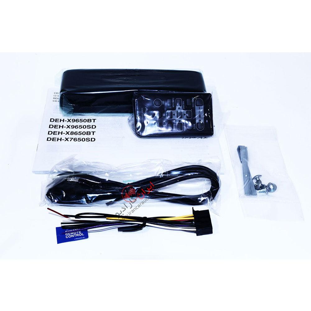 DEH-X9650SD