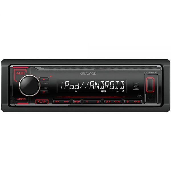 این پخش صوتی دکلس (قابلیت ساپورت CD را ندارد) با تلفن های هوشمند آندروید و آیفون و iPod از طریق USB سازگار بوده و سرعت پایینی در لود USB دارد، این پخش صوتی.