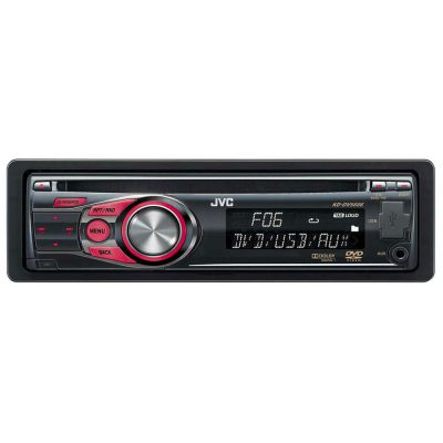 KD-DV5606 پخش صوتی جی وی سی JVC