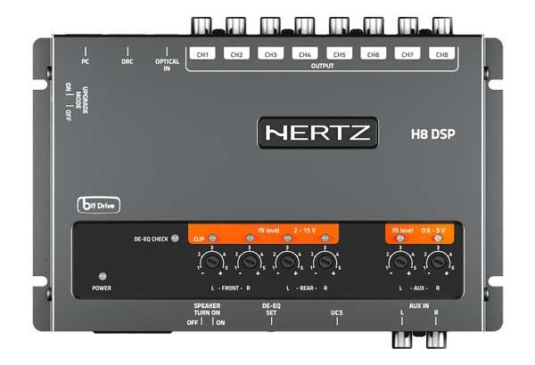 پردازشگر H8 هرتز