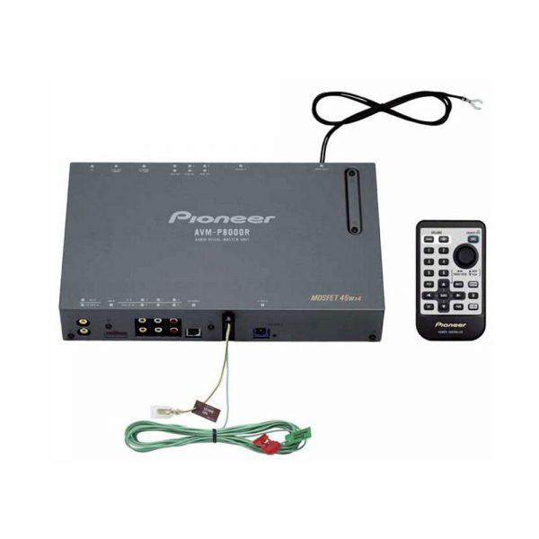 پردازنده AVM-P8000 استثنایی 5.1 کانال دیجیتالی صوتی