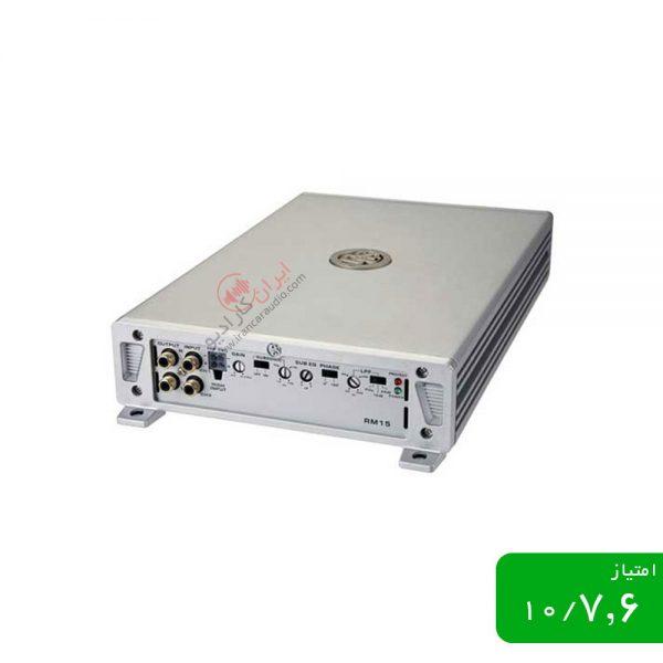 آمپلی فایر مونو تک کانال دی ال اس مدل DLS Reference RM15