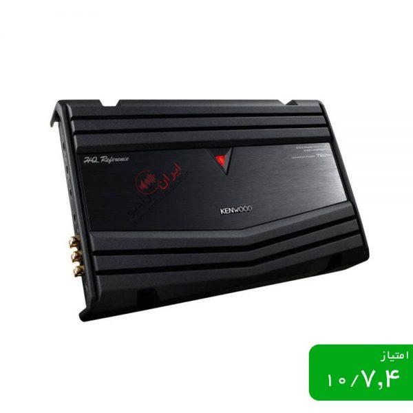 KAC-HQR8400 یک آمپلی فایر 4 کانال از لاین HQR یعنی لاین متوسط برند کنوود است و با توان 4 تا 60 وات روی 4 اهم مناسب کامپوننت های کیفیتی یا باند های سبک می یا