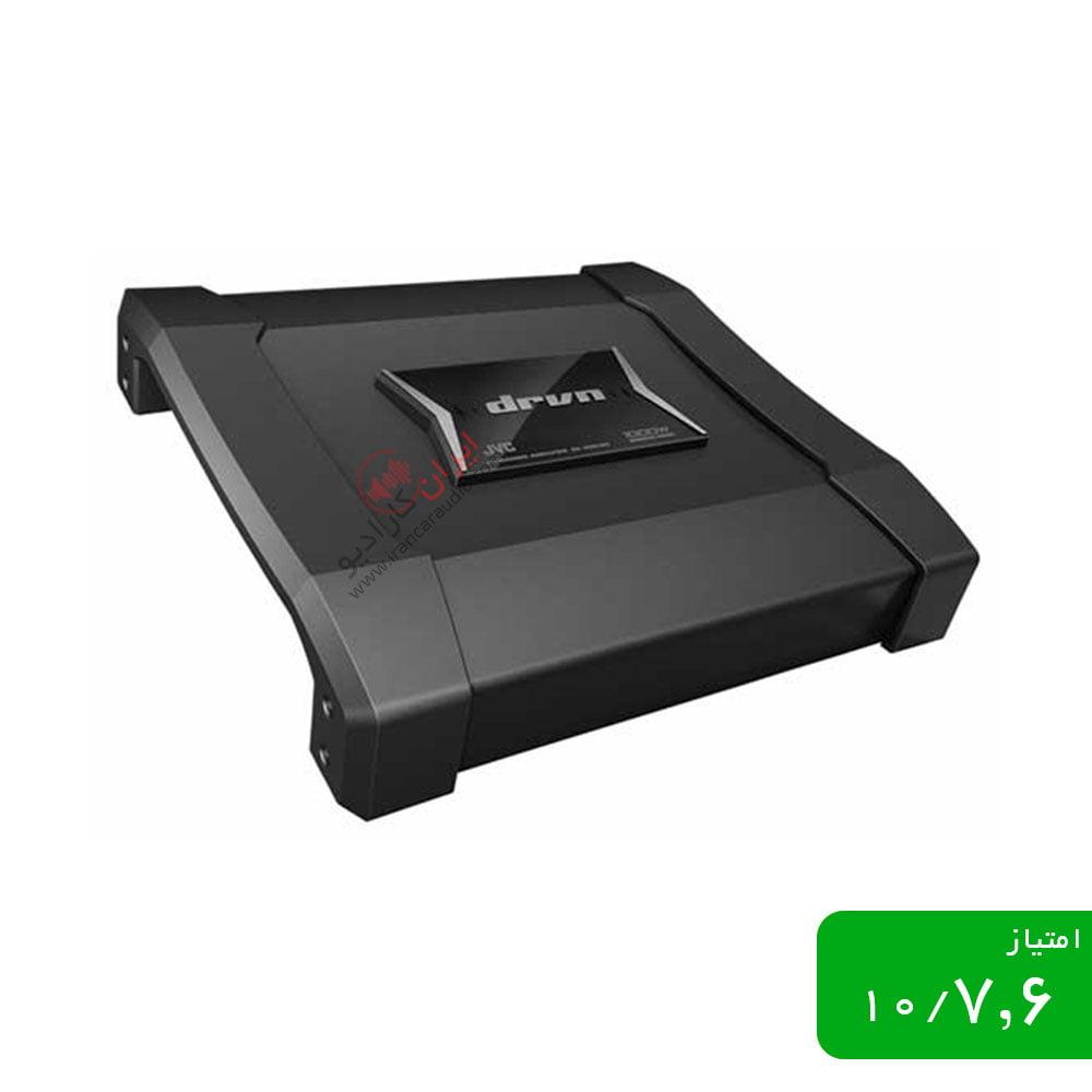 معرفی آمپلی فایر 4 کانال جی وی سی مدل KS-AX5104