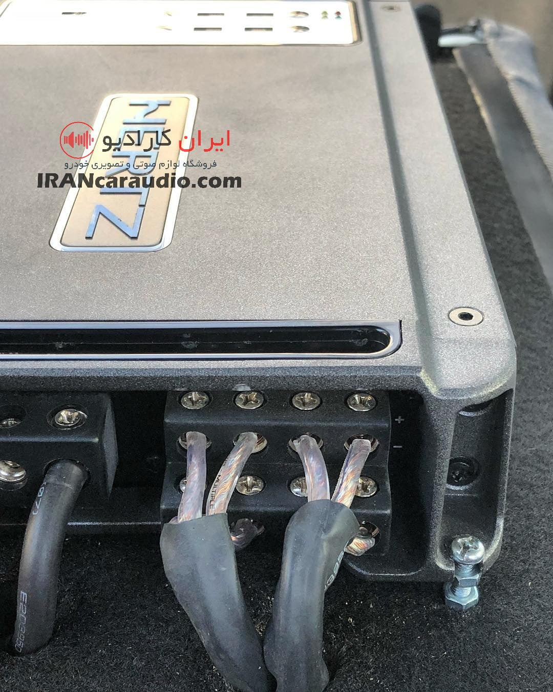 نصب سیستم صوتی پژو 207