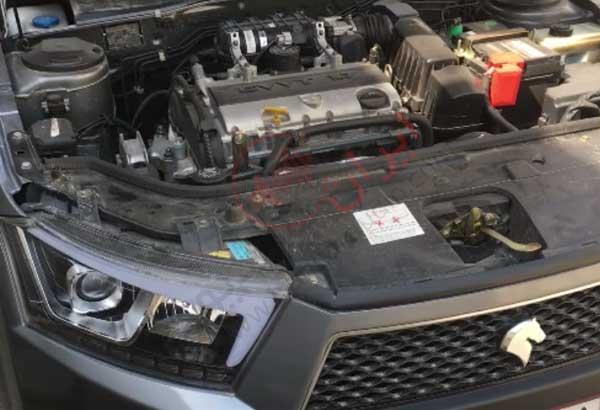 نصب سیستم صوتی اتومبیل دنا به صورت فابریکی