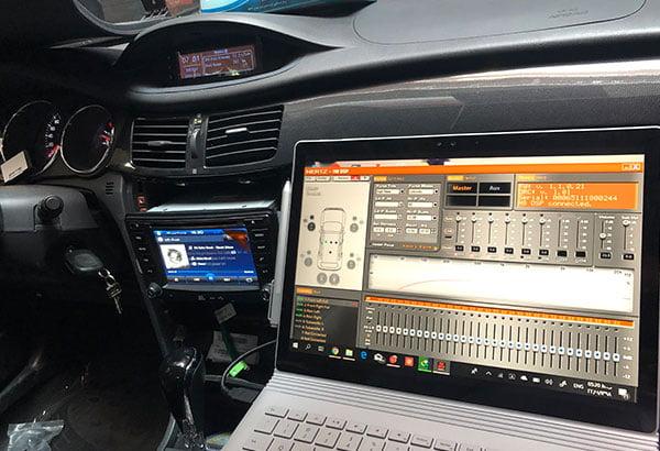 سیستم صوتی و صدا گیری H30 کراس