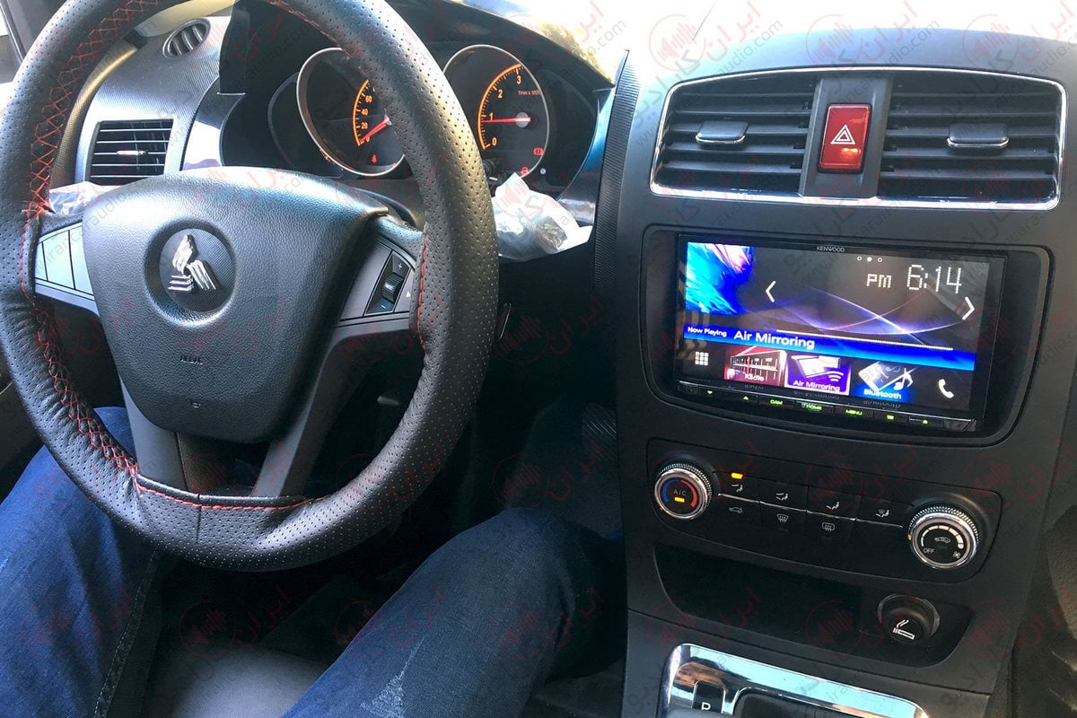 نصب سیستم صوتی بر روی خودرو برلیانس h330