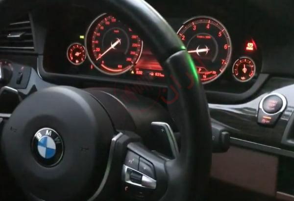 نصب سیستم صوتی BMW