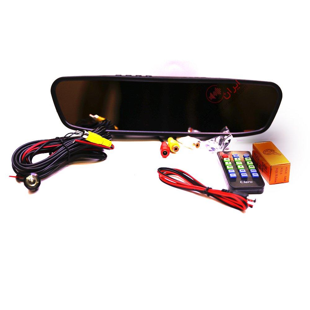 ست دوربین و مانیتور آینه ای CL-2029BT