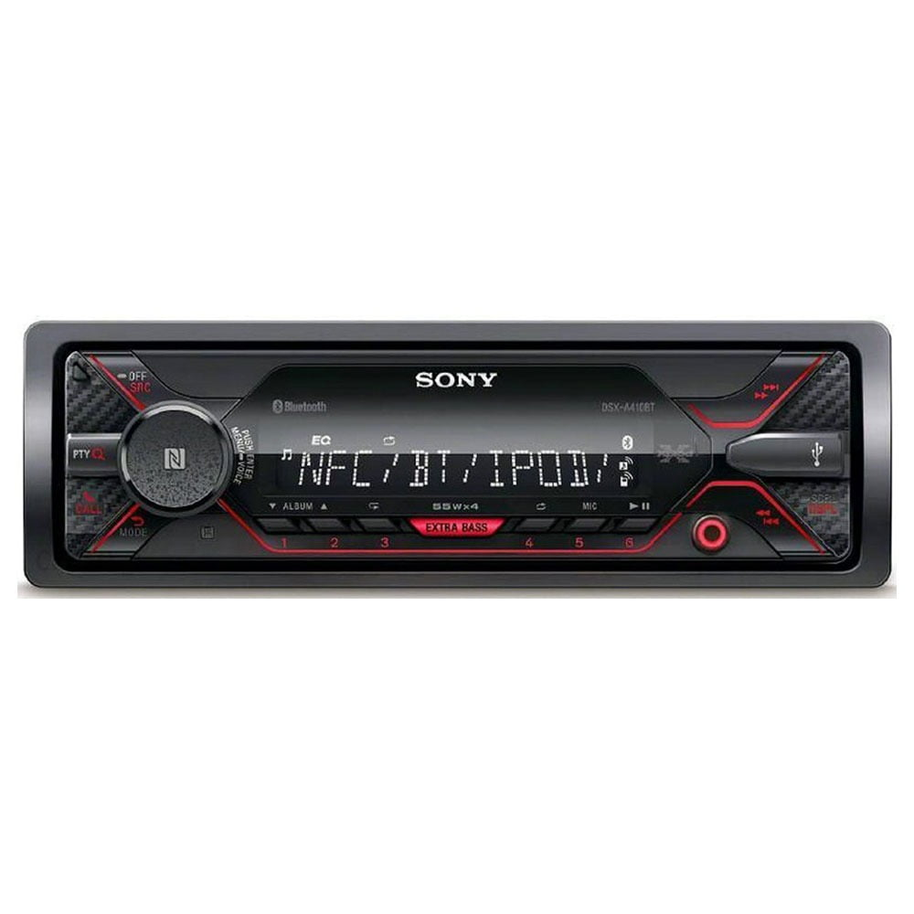 معرفی پخش دکلس (بدون سی دی خوان) سونی مدل DSX-A410BT