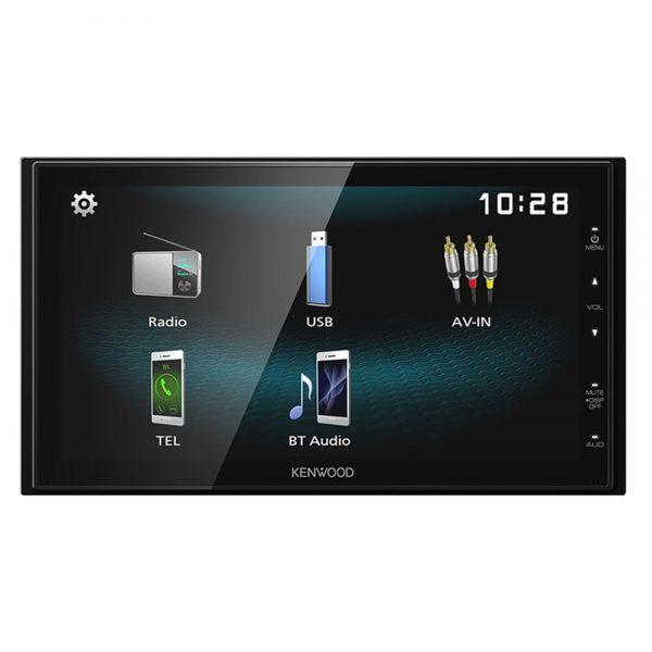 پخش تصویری DMX1025BT تولید سال 2019 می باشد و به صورت دکلس (از CD و DVD پشتیبانی نمی کند) طراحی شده است، این دستگاه پخش کننده چندرسانه ای 6.8 اینچی است که..