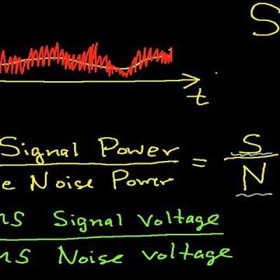نسبت سیگنال به نویز