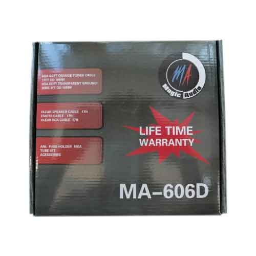 MA-606D box