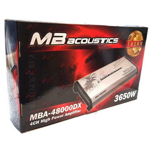 MBA-48000DX box
