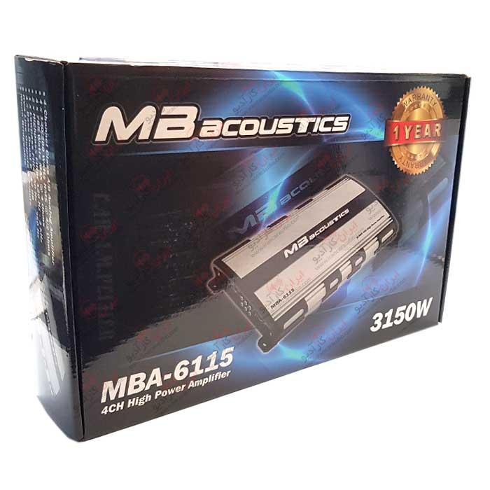 MBA-6115 box
