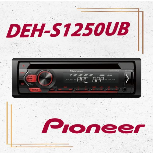 DEH-S1250UB