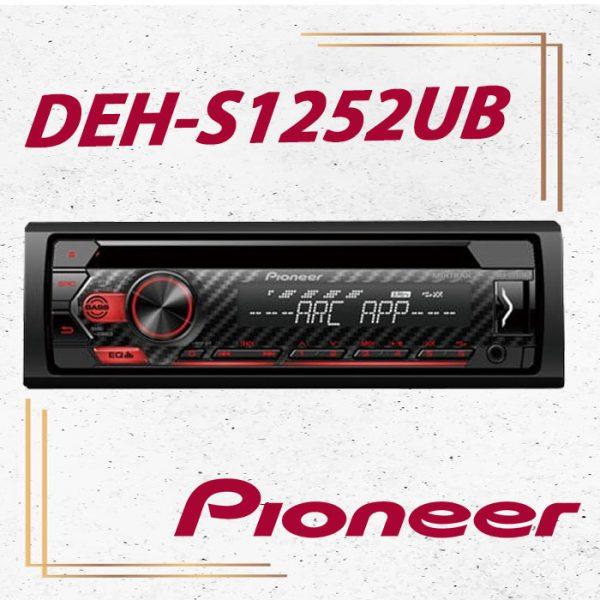 DEH-S1252UB