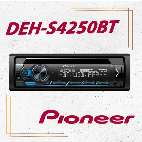DEH-S4250BT