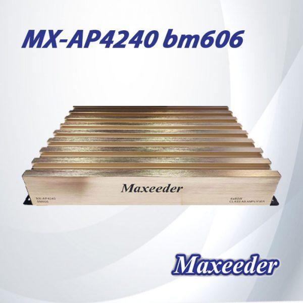 MX-AP4240 bm606